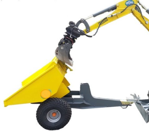 DB mini dumper